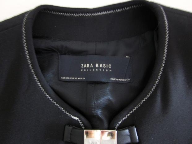 Waistcoat Label