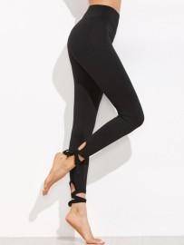 Lace Up Legging
